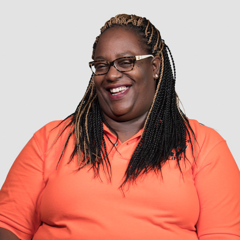 Markeita Douglas, Surge Parent Outreach Specialist